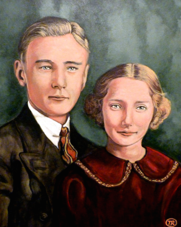 Jim and Ina Roderick