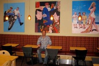 Boulder artist Tom Roderick