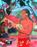 Gauguin's Woman with Fruit