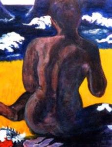 Gauguin's Bather