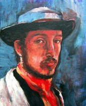Degas Self-portrait