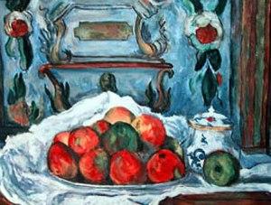 Dish of Apples