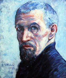 Gillebette Self-portrait