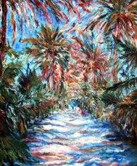 Renoir's Garden of Essai