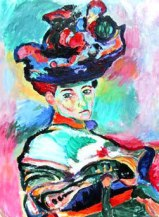Madam with a Hat