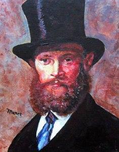 Manet after Henri Fantin-Latour