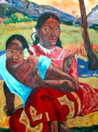 Gauguin's When Will you marry?