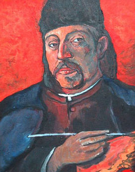 Gauguin's Self-portrait