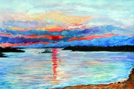 Ottawa River Sunset
