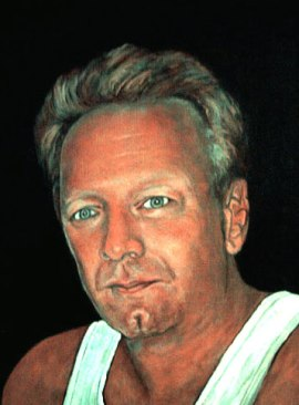 Tom Roderick Self Portrait