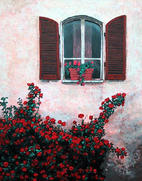 Tuscan Window