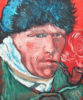 VanGogh Self Portrait