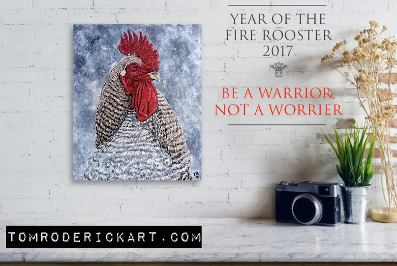 Goff the Fire Rooster