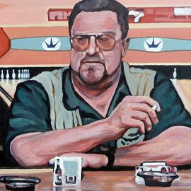 Walter by Boulder portrait artist Tom Roderick