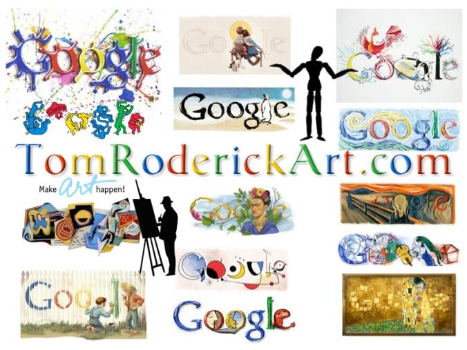 Promo for Tom Roderick Art