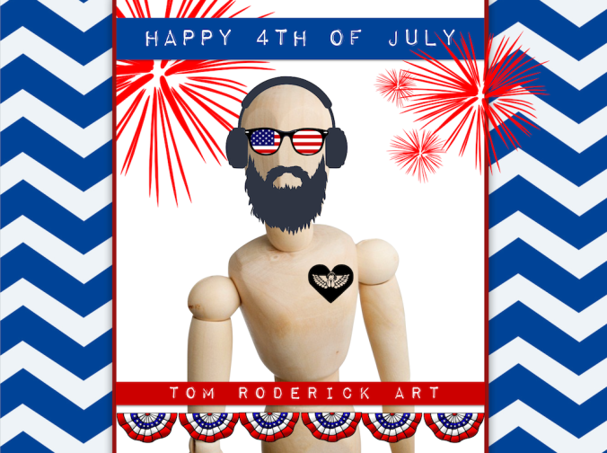 Happy 4th of July Promo