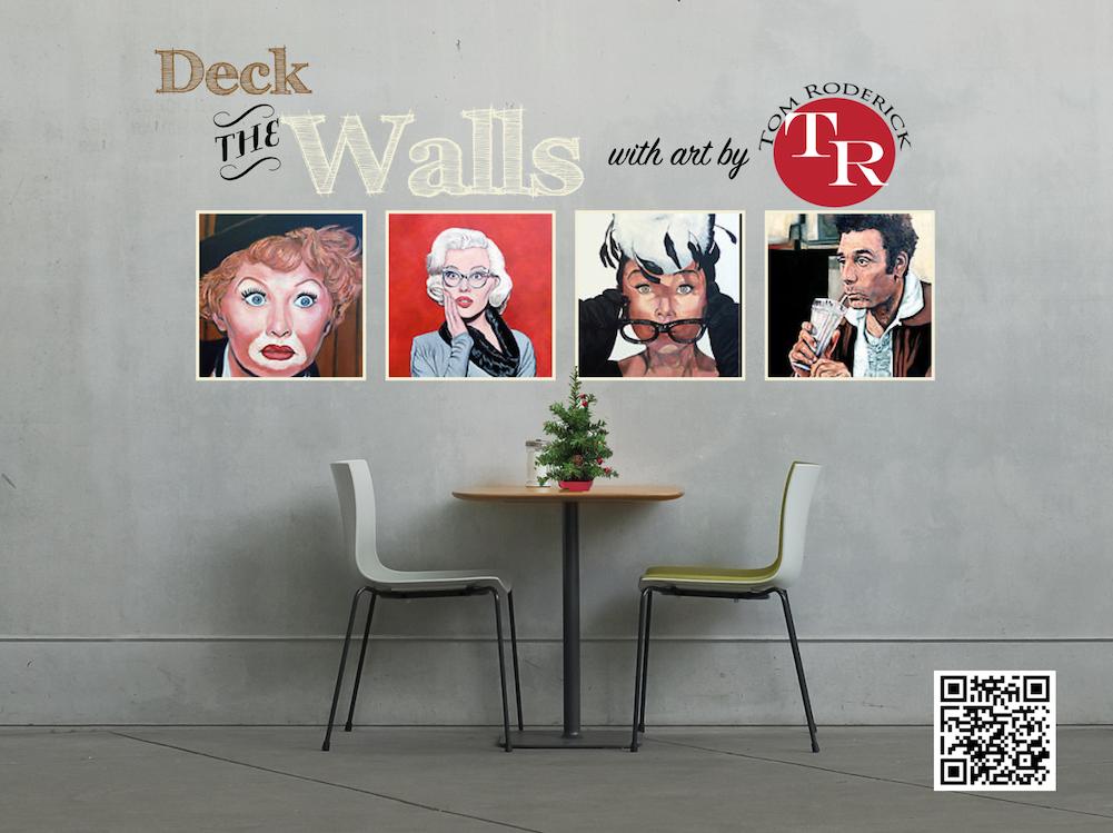 Deck_the_walls_tom_roderick_art_xmas