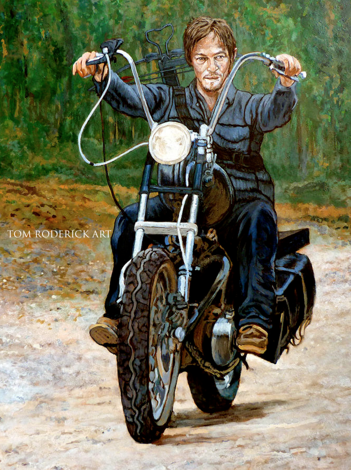 Ride_Don't_Walk_Tom_Roderick_Art