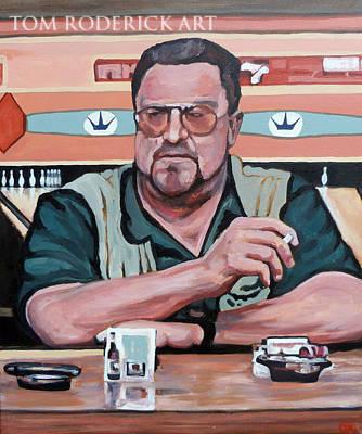 Portrait of Walter by Boulder portrait artist Tom Roderick.