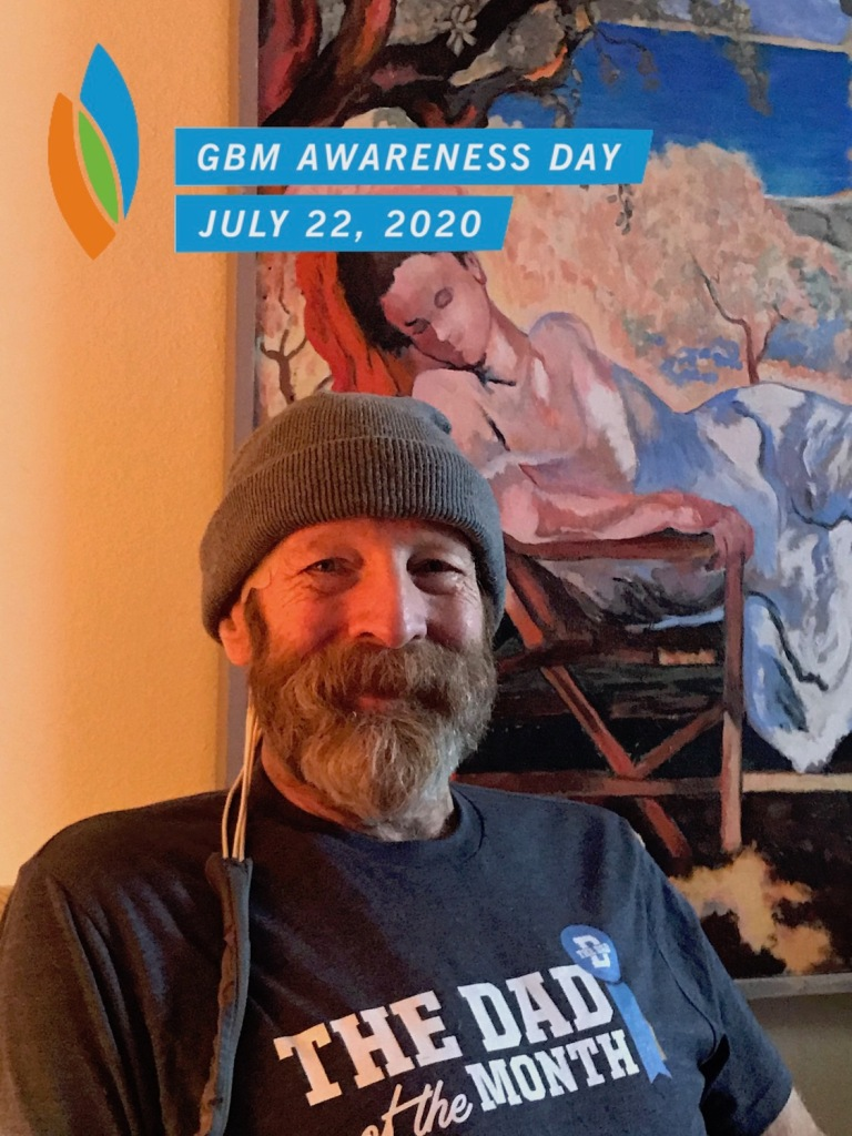 Boulder portrait artist Tom Roderick suffered from and recently died of GBM brain cancer.